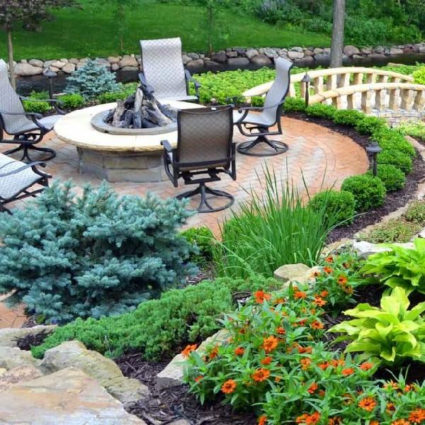 ایجاد فضایی دل چسب برای منزل و باغ شما